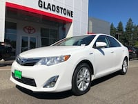2014 Toyota Camry Hybrid XLE 2.5L One Owner Fuel Efficient Navigation GLADSTONE, 97027