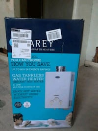 New indoor tankless water heater. Los Angeles Los Angeles County, 90043