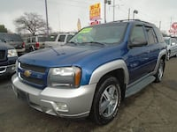 Chevrolet-TrailBlazer-2006 Detroit