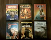 Assorted DVDs  Langley, V3A 0B3