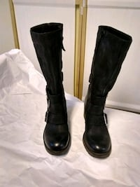 New Browns  leather Nero Ladies boots Toronto, M9A 3Y9