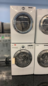 Washer and dryer set  Toronto, M6H 3L8