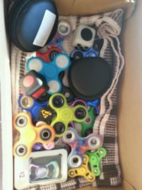 Figit spinners lot Mississauga, L5N