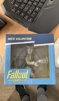 Nick valentie fallout 4 lootcrate sealed