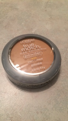 L'oreal true match natural beige W4. Bought wrong shade. $5 CASH. NEVER OPENED.