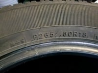 Wrangler P265/60R18 vehicle tire Morristown, 07960