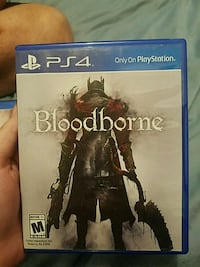 Ps4 Bloodborne Ps4 Video Game Syracuse, 13203