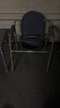 I have two nearly new but used com mod chairs 30.00 each