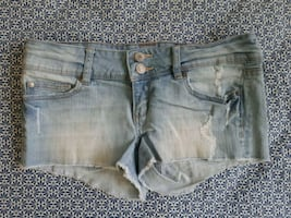 Garage | Denim Shorts