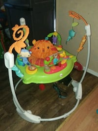 Fisher price jungle jumperoo Tucson, 85705