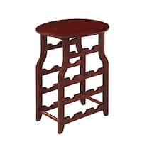 Wine Rack Table - Great condition- No marks or scratches Baltimore
