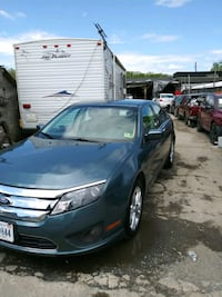 Ford - Fusion - 2012 Beltsville, 20705