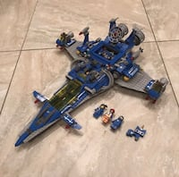 ALL COMPLETE! LEGO Movie 70816 Benny's Spaceship! With box and Manual Kissimmee, 34741