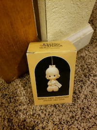 Babys first Christmas precious moments ornament  Johnstown, 80534