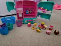 Shopkins, fridge set Mississauga, L5M 7S2