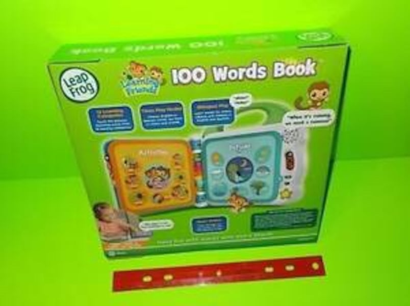 ~ Brand New ~ Leapfrog 100 words educational toy.. 36838a02-3a83-45c3-92ce-56362d410c74