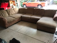 Sectional couch  El Dorado Hills, 95762