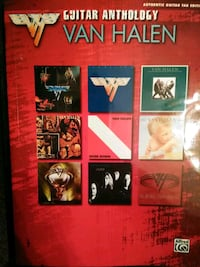 Van Halen book Crystal River, 34428
