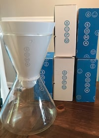 5 Soma water filters and carafe Germantown, 20874