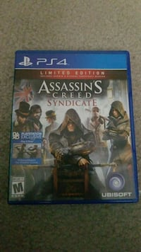 Assassin's creed syndicate  McLean, 22101