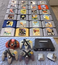 N64 Games+Systems! Rumble Paks+Controllers! ALL Prices Listed!!! Brampton, L6Y 4G6