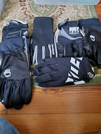 cycling gloves 5 pair Knoxville, 21758