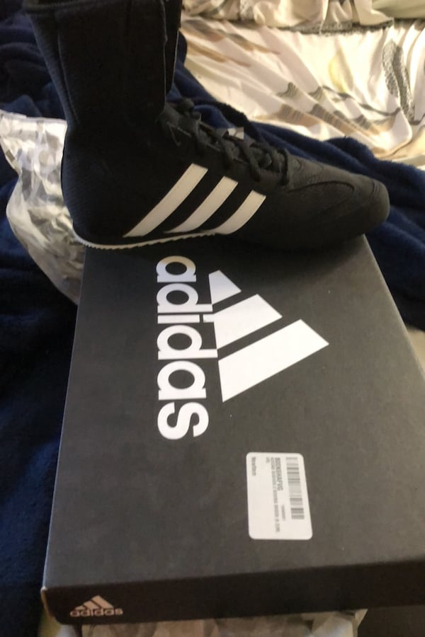 New adidas boxing shoes, women's US 6 1