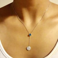 925 silver necklace  Moscow, 105043