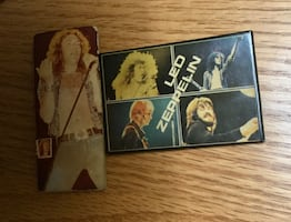 Led Zeppelin pins
