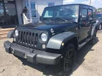 2014 Jeep Wrangler Unlimited Sahara 4WD Woodbridge