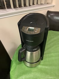 Black & Decker coffee maker very good condition