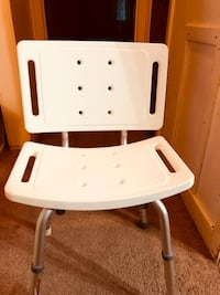 White shower chair Dayton, 45406