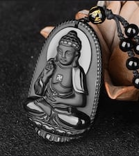 Chinese Buddha Necklace Simcoe, N3Y 1E4