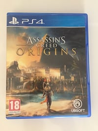 PS4 Assassin'ın Creed Origins cas Altıeylül, 10040