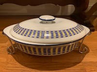 ceramic cooking and serving tray  Gaithersburg, 20878