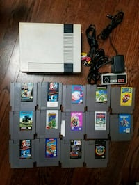 Nintendo game system with games Morton Grove, 60053