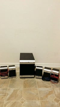 Durabrand home theater system Palm Harbor, 34684