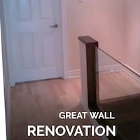 GREAT WALL RENO PAINT HARDWOOD LAMINATE TILES BATH Vaughan