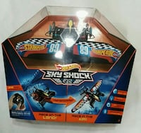 HOT WHEELS RC SKY SHOCK 2.4 GHZ RACE ON LAND AND IN AIR NIB Vaughan, L4L 1V3