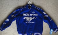Mustang Racing Coat 2xl 3163 km