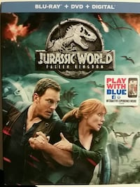 Jurassic world Fallen Kingdom (new) Brownsville