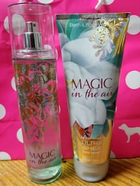 BATH AND BODY WORKS- MAGIC IN THE AIR  Stanton, 90680
