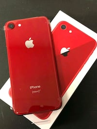 Apple iPhone 8 (PRODUCTO) ROJO - 256 GB  Rota, 11520