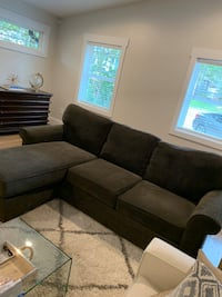 Havertys Sectional Couch  Charlotte, 28205