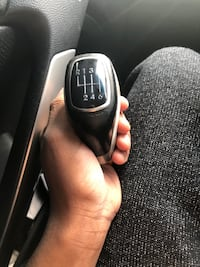Genesis Coupe Shift Knob