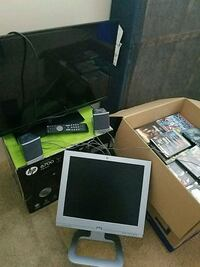"**Moving sale** PC monitor, 27"" flatscreen, 6700 H Honolulu, 96826"