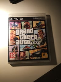 Grand Theft Auto Five Sony PS3 spill tilfelle