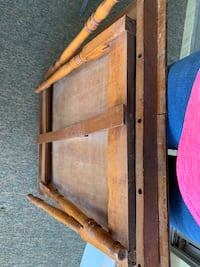 Antique folding table From 40's-50's