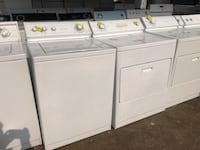 Set washer and dryer  Bakersfield, 93307