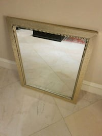 Gold wall mirror Annandale